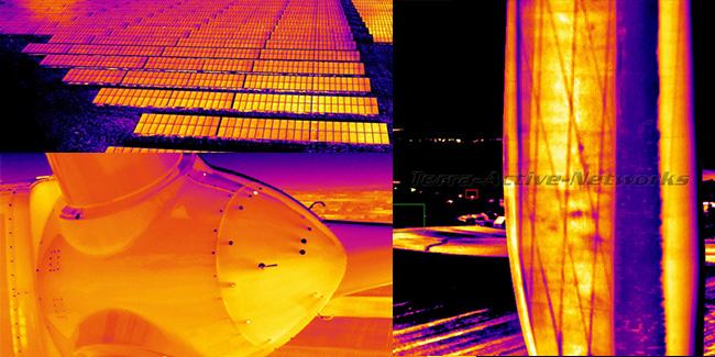 Infrarot Strukturanalysen für Industrieanwendungen